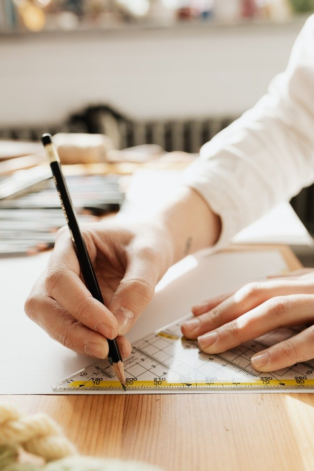 planificacón para diseño de interiores de casas