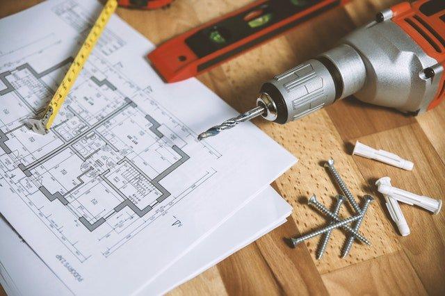 planos de obra de casa