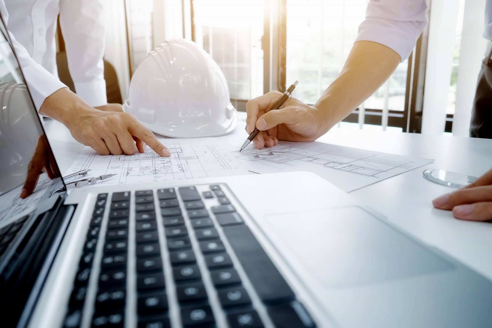 proyecto de empresa de construcción y decoración de casas