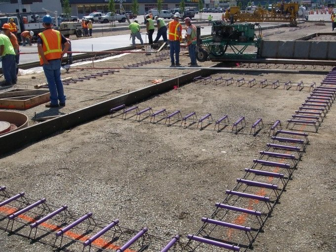 especialista de suelo para proyecto de pavimento
