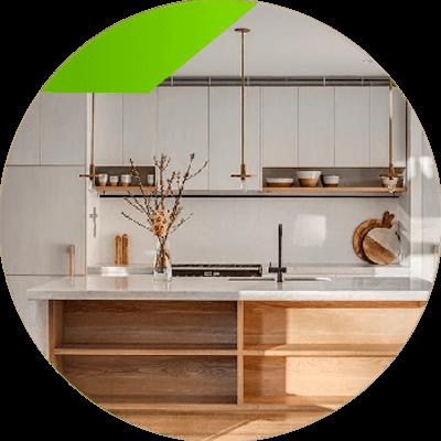 Erisa - diseño de interiores de cocina - datos importantes