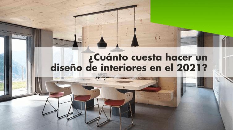 Erisa - ¿Cuánto cuesta hacer un diseño de interiores en el 2021? - titulo