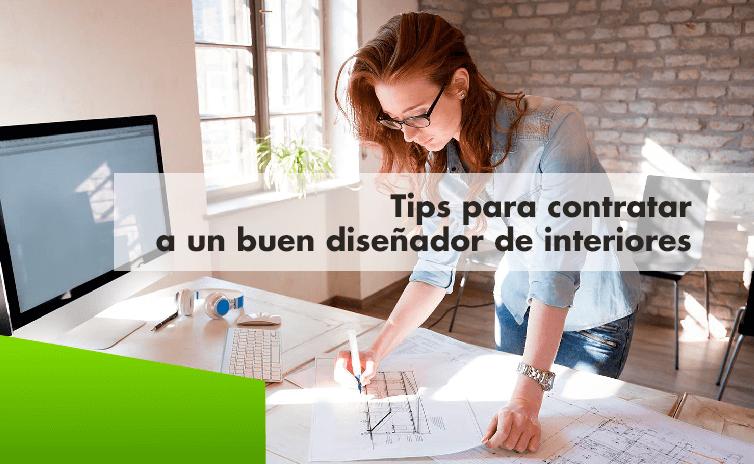 Erisa - Tips para contratar a un buen diseñador de interiores - TITULO
