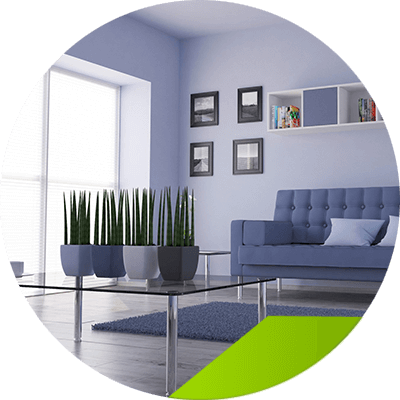 Erisa - remodelar su casa - sala