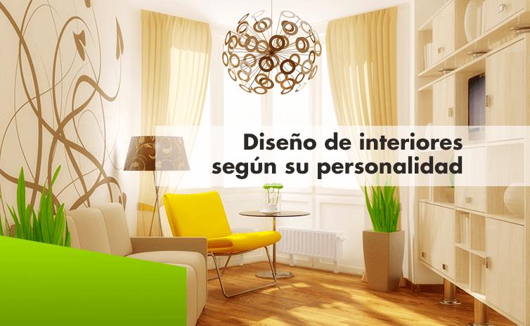 Erisa - Descubra cuales son los diseños de interiores perfectos para su personalidad - title