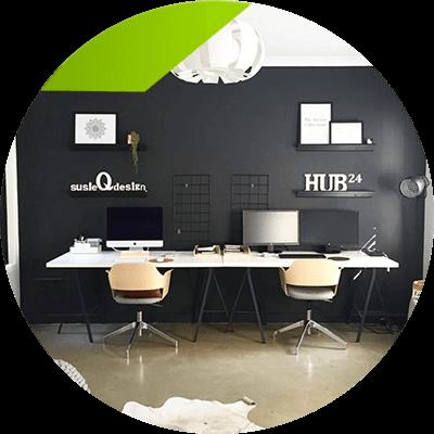 Erisa - Diseño interior de su oficina- diseño