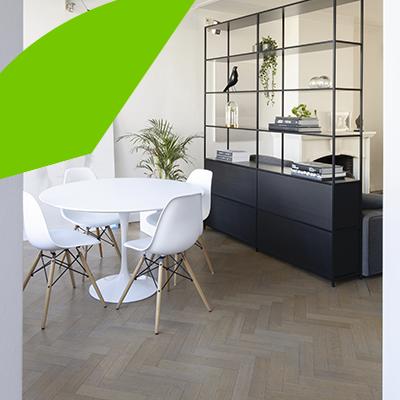 Erisa - El cuidado del piso de madera en su diseño