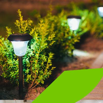 Erisa-29 ideas para jardines pequeños-24-Jardines con iluminación