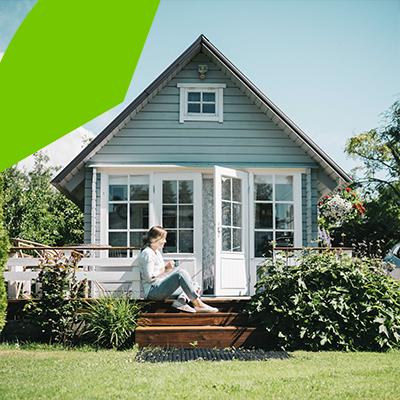 Erisa-29 ideas para jardines pequeños-No hace falta contar con un espacio de gran tamaño para tener el jardín de sus sueños