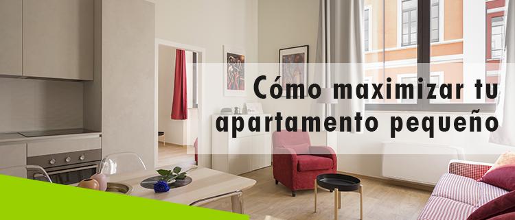 Erisa-Cómo maximizar tu apartamento pequeño-Banner