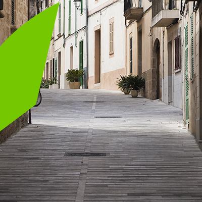 Erisa-La pavimentación de las calles es necesaria
