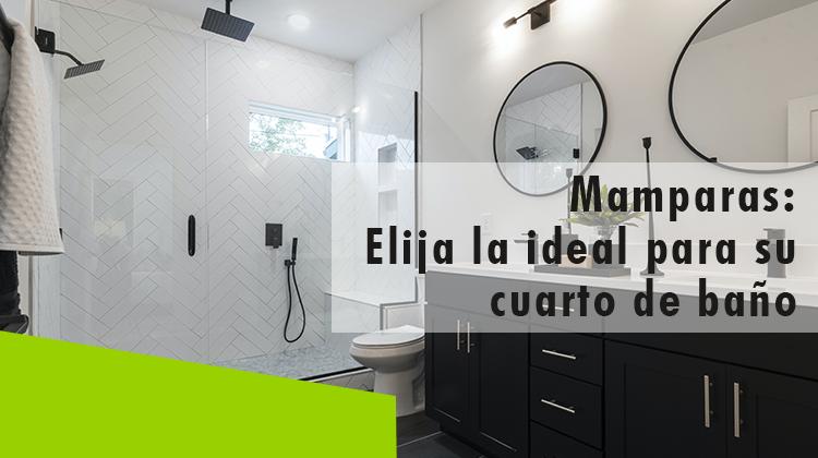 Erisa-Mamparas Elija la ideal para su cuarto de baño-Banner