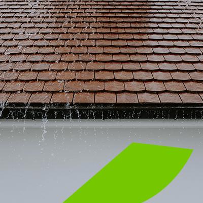 Erisa-Cuándo reemplazar el tejado-Fugas en el tejado