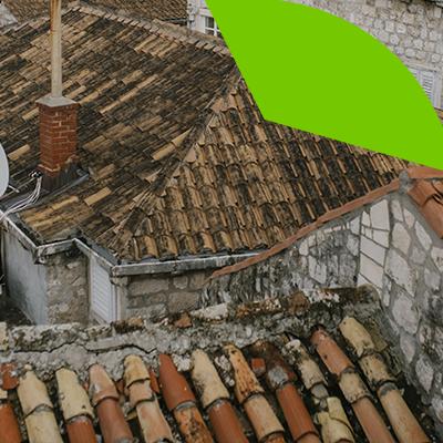 Erisa-Cuándo reemplazar el tejado-Grietas en el tejado