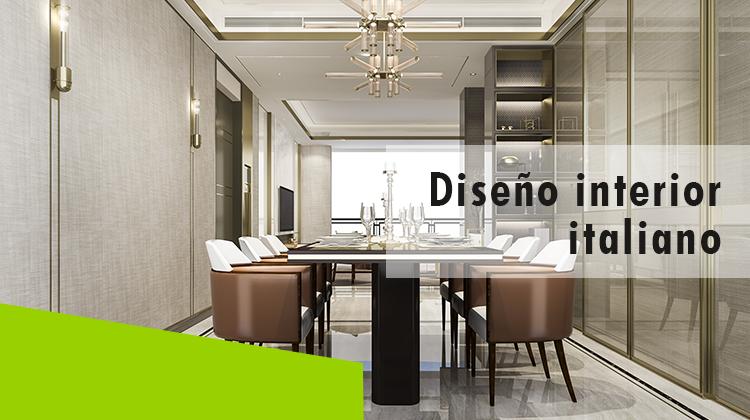 Erisa-Diseño de interiores con estilo italiano [2021]