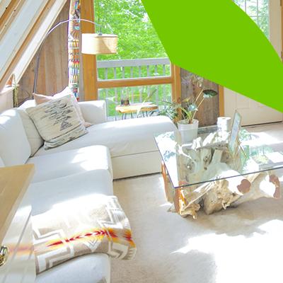 Erisa-Elementos que no pueden faltar en una vivienda sustentable-Las fibras naturales son un elemento característico en las viviendas sustentables