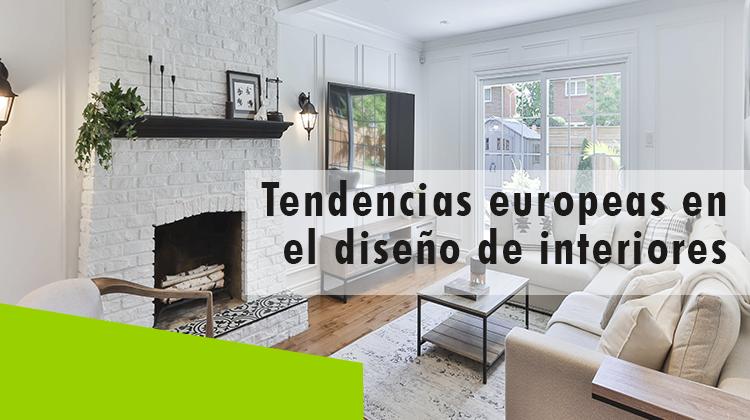 Erisa-Tendencias europeas en el diseño de interiores-Banner