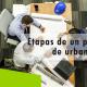 Erisa - Etapas de un proyecto de urbanización