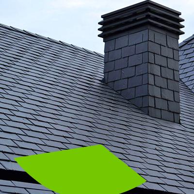Erisa-Los fundamentos de la sustitución de tejados-Tejados de pizarra