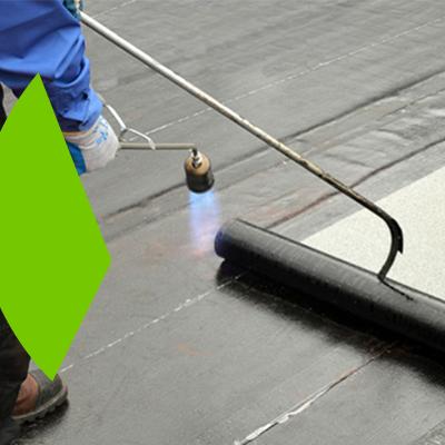 Erisa-Tipos de materiales más comunes usados para los techos planos-Asfalto modificado