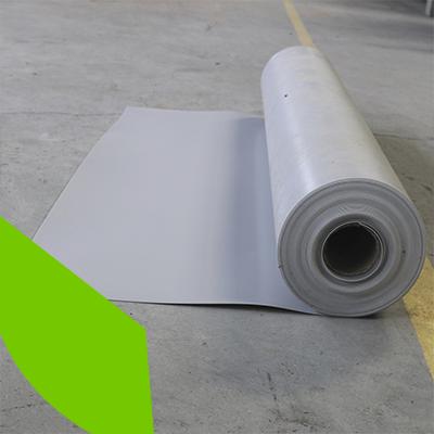 Erisa-Tipos de materiales más comunes usados para los techos planos-Techos de TPO (poliolefina termoplástica)